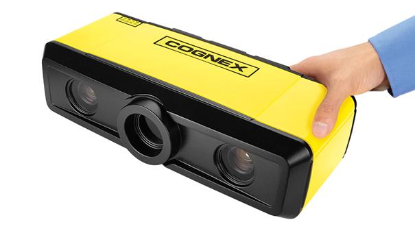 3D-Flächenscan-Kameras