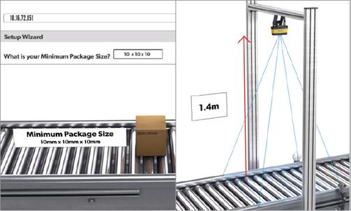 Intuitiver Assistent simuliert die Installationsumgebung, um bei der Montage und Optimierung zu helfen