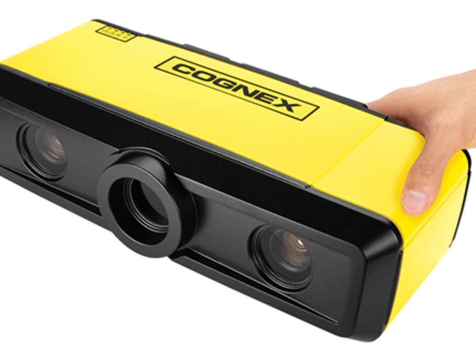 3D-Flächenscan-Kamera der 3D-A5000 Serie