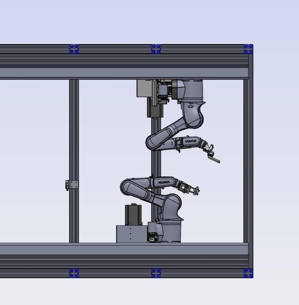 7-Achsen-Systeme für Robotik