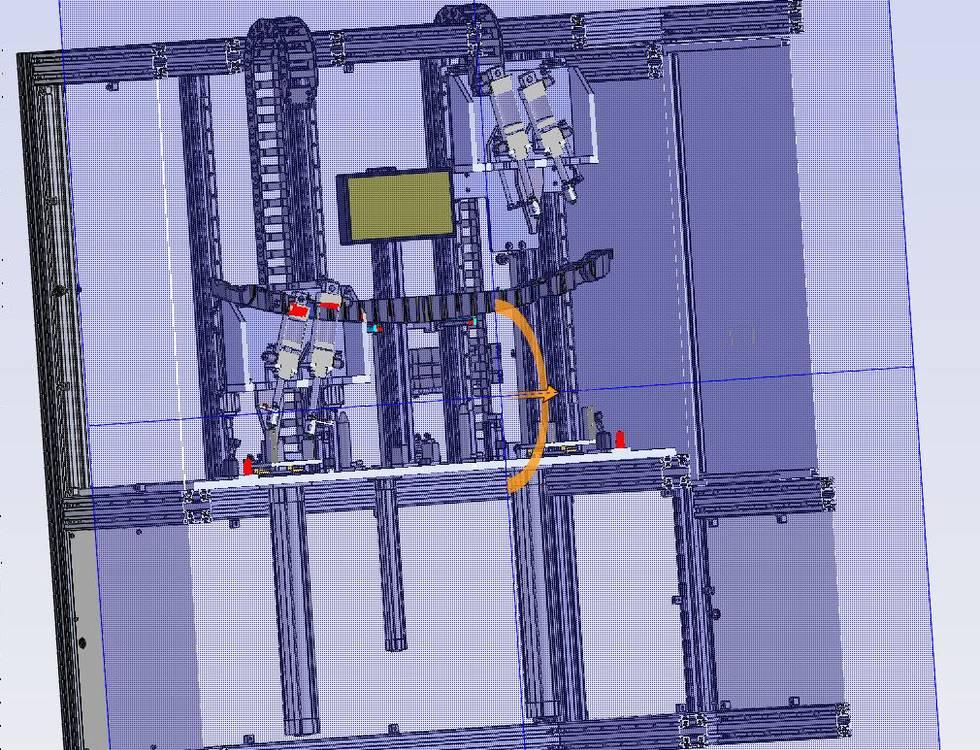 Detaillierung und Analyse von Maschinen im Hinblick auf ihre Anforderungen
