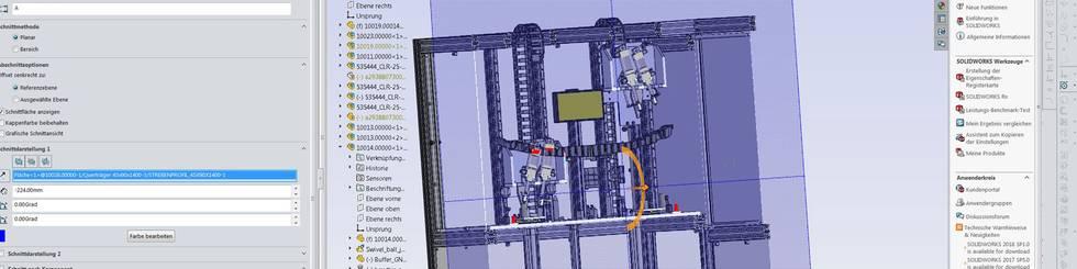 Mit SOLIDWORKS und Inventor - die Software für 3D-CAD