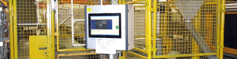 Visuelle Kontrolle in der Online Produktion