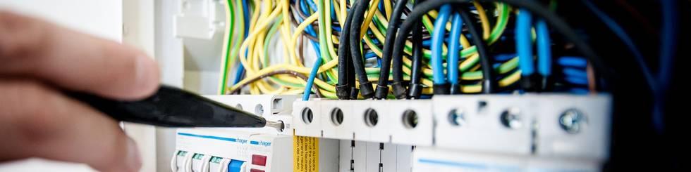 Prüfung elektrischer Anlagen auf Sicherheit