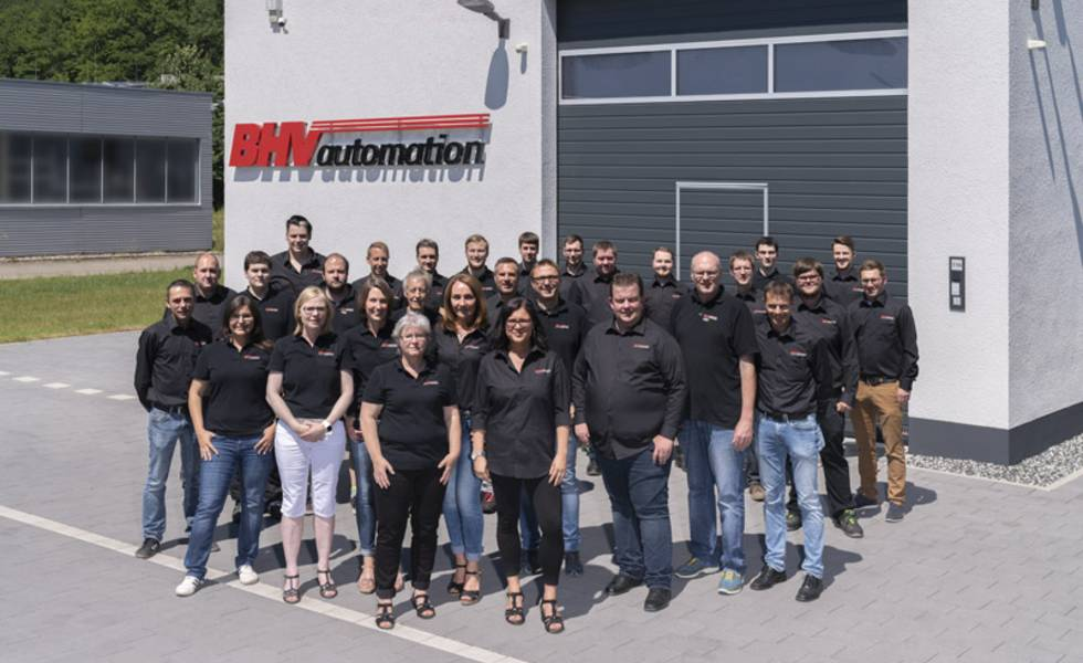 BHV-Automation - Das Team
