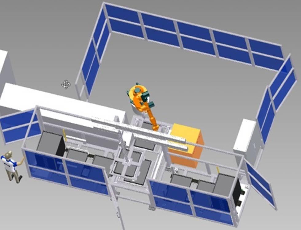 Innovative palletizing and depalletizing technology