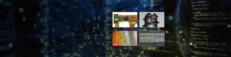 Für die Fertigung optimierte Deep Learning Vision-Software