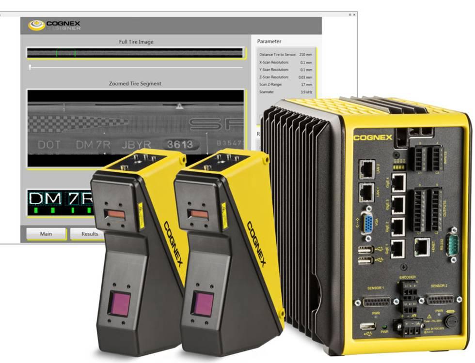 Kalibrierte 3-D Laser-Profiler für die Produktinspektion