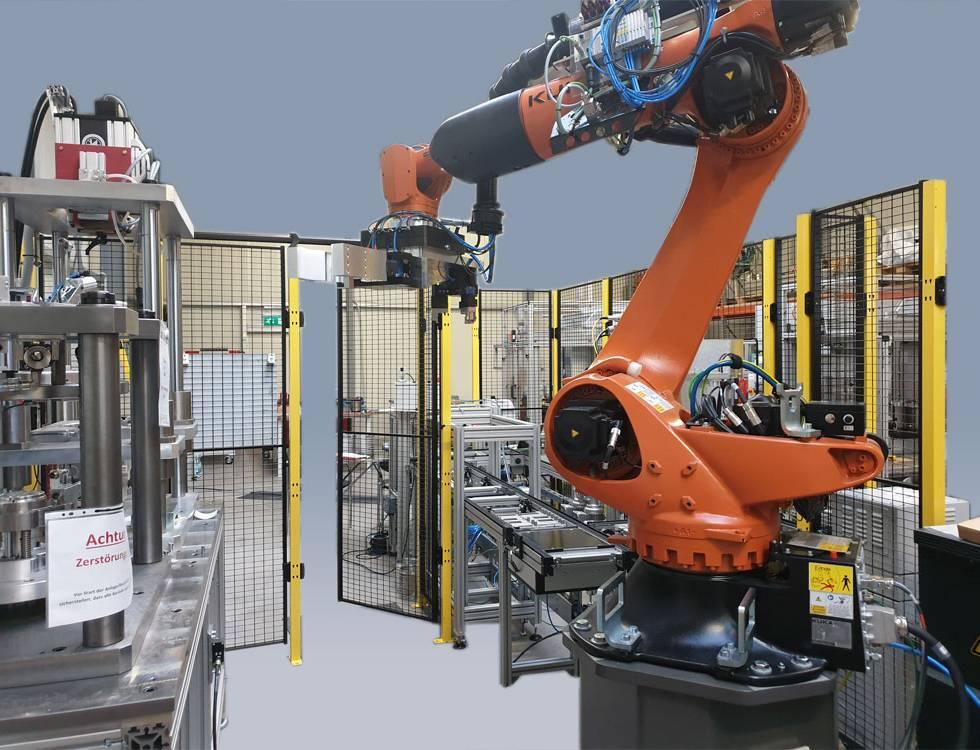 Individuelle Kundenlösungen in der Automatisierungstechnik