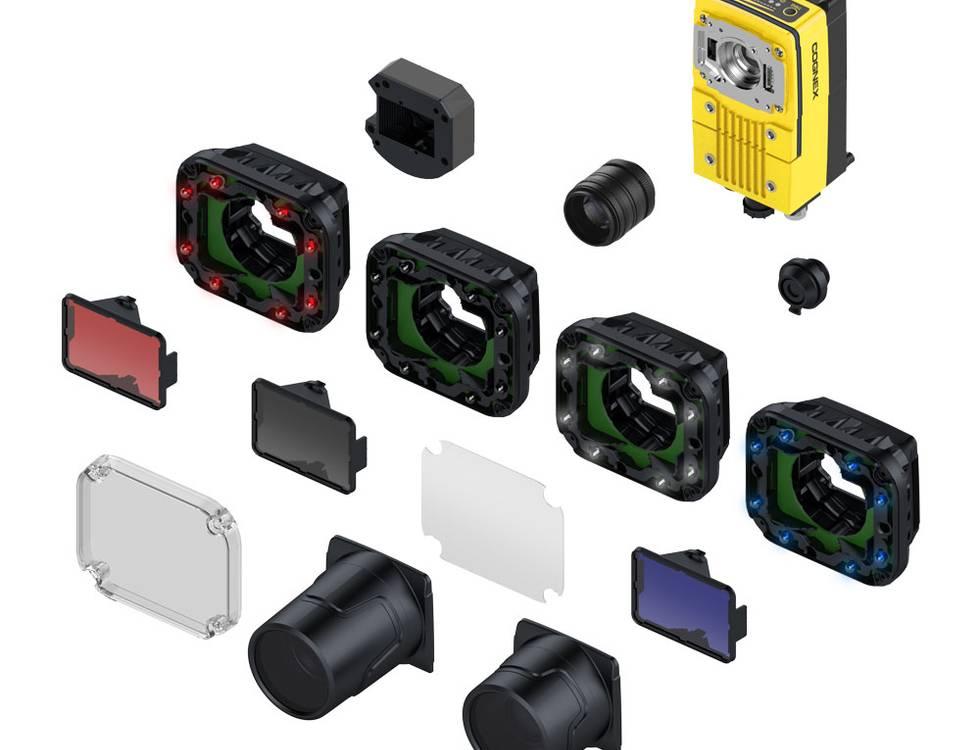 Ausgestattet mit der In-Sight ViDi Deep-Learning-Bildverarbeitungssoftware