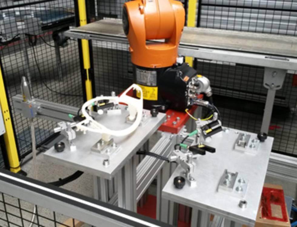 Einfache Implementierung in bestehende Produktionsprozesse
