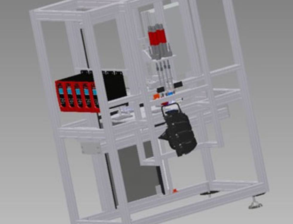 Semi- and fully automatic screwdriver systems