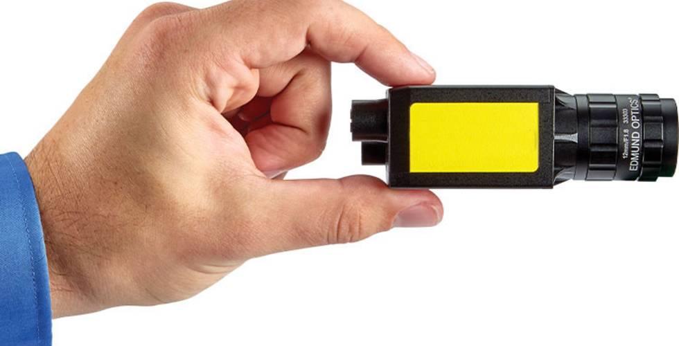 Kleinste Bildverarbeitungssysteme