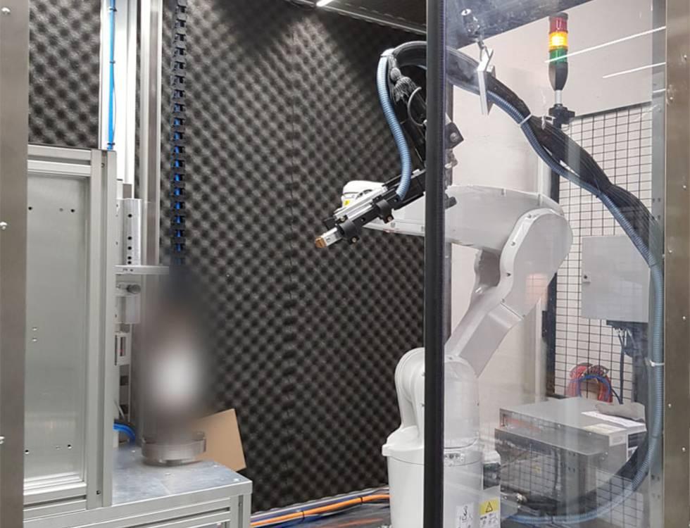 CO2-/ Plasma-Oberflächenbehandlung