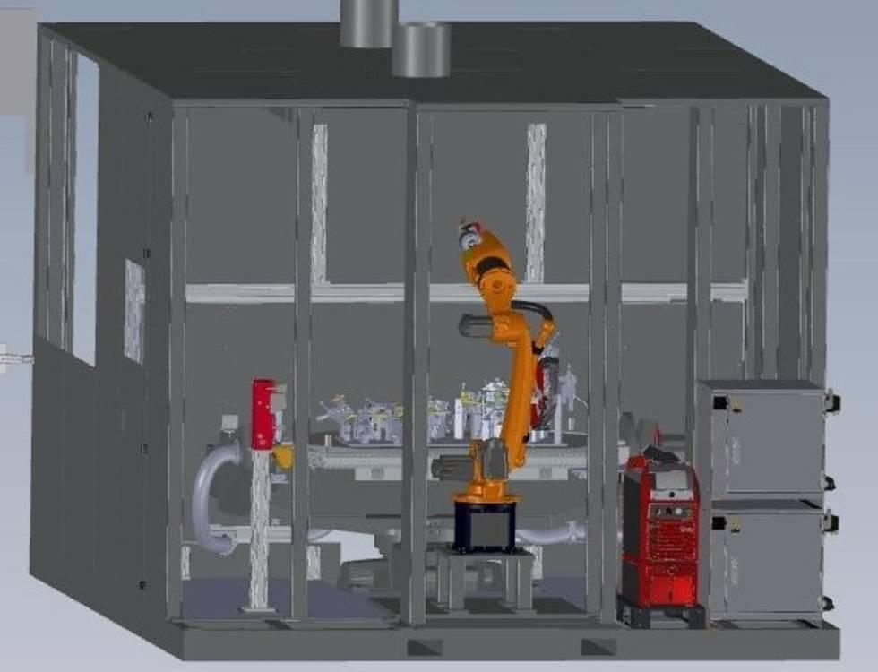 Fronius welding technology MIG / MAG