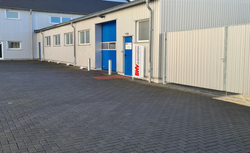 Montage Werk 2 Dieselstraße 9/13 - Sondermaschinenbau 1000m² und CNC Zerspanung
